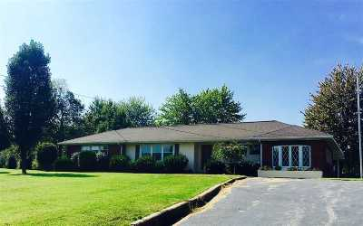 Benton Single Family Home For Sale: 2310 Main Street