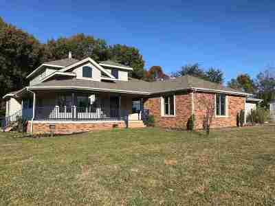 Calloway County Single Family Home For Sale: 5426 Sr 121 North