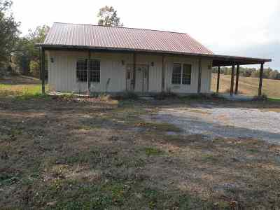 Grand Rivers Single Family Home Contract Recd - See Rmrks: 748 Tucker Temple Road