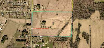 Paducah Residential Lots & Land For Sale: Rosebower Church Rd