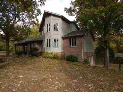 Benton Single Family Home For Sale: 561 Chickasaw Bluff