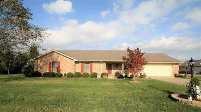 McCracken County Single Family Home For Sale: 207 Larkspur