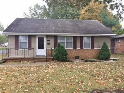 McCracken County Single Family Home For Sale: 3000 Harrison Street
