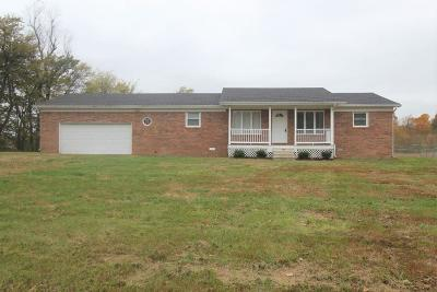 McCracken County Single Family Home For Sale: 2031 Fisher Road