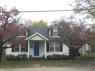 Princeton Single Family Home Contract Recd - See Rmrks: 316 S Seminary