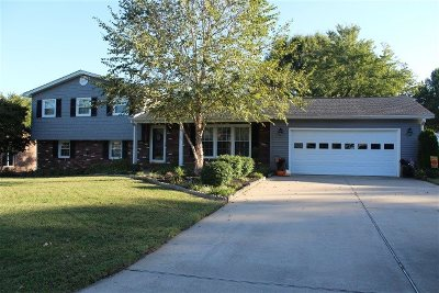 Murray Single Family Home For Sale: 1505 Chaucer