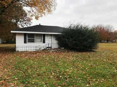 McCracken County Single Family Home For Sale: 1425 Yarbro Lane