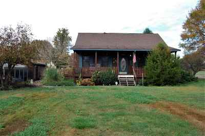 McCracken County Single Family Home For Sale: 5865 Bradford Road