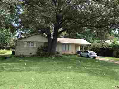Murray Single Family Home For Sale: 513 Shady Lane