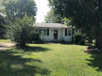 Lyon County Single Family Home For Sale: 109 Walnut