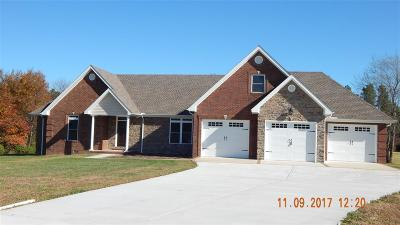 Benton Single Family Home Contract Recd - See Rmrks: 101 Alben Dr