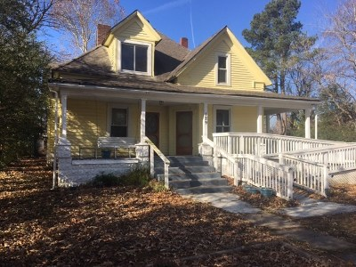 Hardin Single Family Home For Sale: 129 Jeffrey St