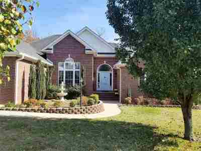 Paducah Single Family Home For Sale: 300 Cascade Drive