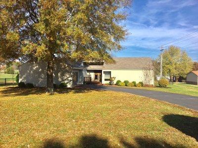 Benton Single Family Home For Sale: 832 Clark Ln