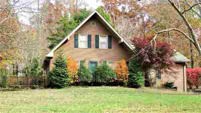 Cadiz Single Family Home For Sale: 4650 Old Dover Rd.