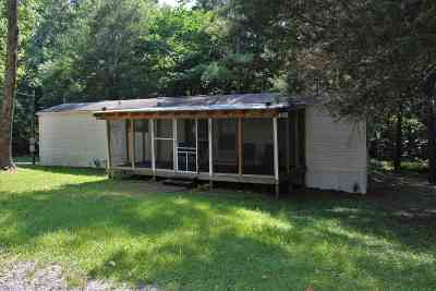 Calloway County Manufactured Home For Sale: 225 Holly Tree Drive