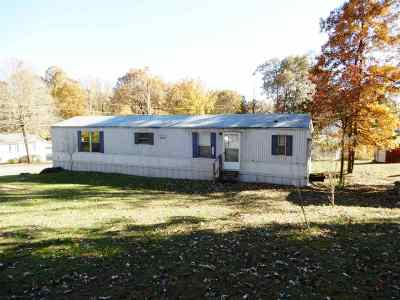 Grand Rivers Manufactured Home For Sale: 145 Ramey Dr.