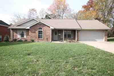 Murray Single Family Home For Sale: 510 Stone Ridge Ln