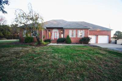 Calloway County Single Family Home For Sale: 202 Mark Duncan Road