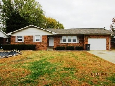 McCracken County Single Family Home For Sale: 2034 Ramage Drive