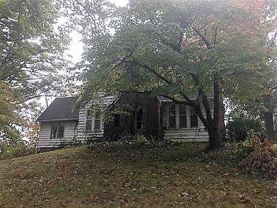 Benton Single Family Home Contract Recd - See Rmrks: 579 Mayfield Highway