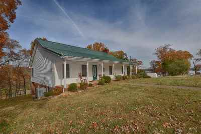 Murray KY Single Family Home For Sale: $469,000