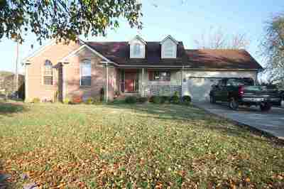 Murray Single Family Home For Sale: 772 Utterback Rd
