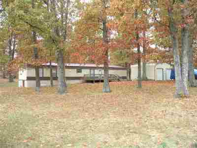 Kuttawa Manufactured Home For Sale: 136 White Oak Hill Road