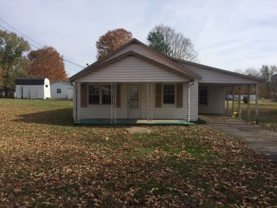 Hardin KY Single Family Home For Sale: $39,900