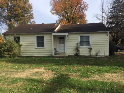 Hardin KY Single Family Home For Sale: $55,000