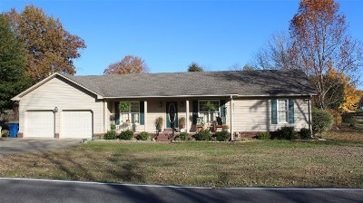 Murray Single Family Home For Sale: 54 Gibbs Store Road