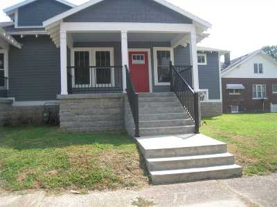 McCracken County Condo/Townhouse For Sale: 324 N 16th