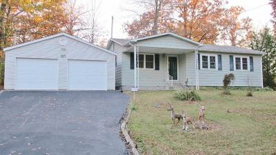 Grand Rivers Single Family Home For Sale: 189 Hilltop