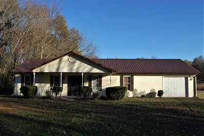 Kevil Single Family Home For Sale: 6970 Metropolis Lake Road