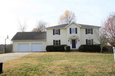 McCracken County Single Family Home For Sale: 900 Cindy Drive