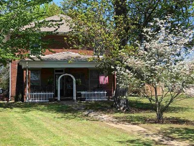 McCracken County Single Family Home For Sale: 6321 Old Cairo Road
