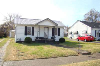 McCracken County Single Family Home For Sale: 1106 Markham Ave.