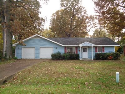 McCracken County Single Family Home For Sale: 2722 Tennessee St