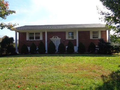 McCracken County Single Family Home For Sale: 156 Reid Circle