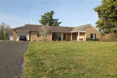 McCracken County Single Family Home For Sale: 3040 Old Cairo Rd.