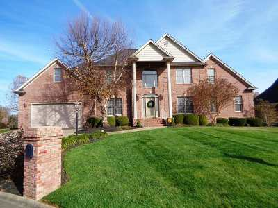 Paducah Single Family Home For Sale: 125 Burlington Cove