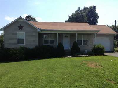 Hardin Single Family Home Contract Recd - See Rmrks: 55 Cherry Hill Drive