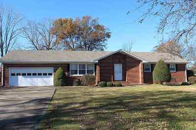 Murray Single Family Home For Sale: 121 Gibbs Store Road