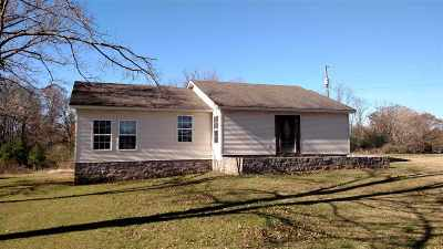 Almo KY Single Family Home For Sale: $139,000