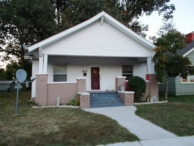 McCracken County Single Family Home For Sale: 834 N 23rd St.