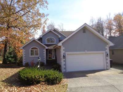 Paducah KY Single Family Home For Sale: $249,500
