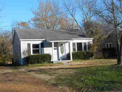 Mayfield Single Family Home Contract Recd - See Rmrks: 912 South 12th