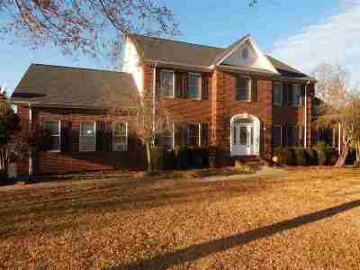 Benton Single Family Home For Sale: 405 Palmer Dr
