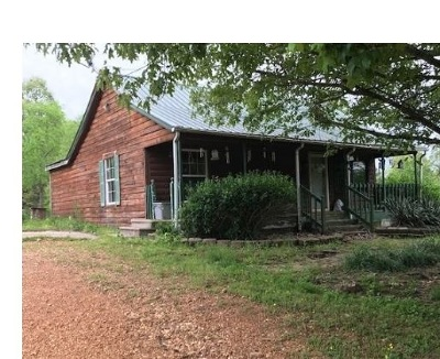 Benton Single Family Home For Sale: 756 Olive Hamlett Rd