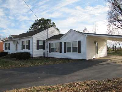 Kevil Single Family Home For Sale: 5779 Woodville